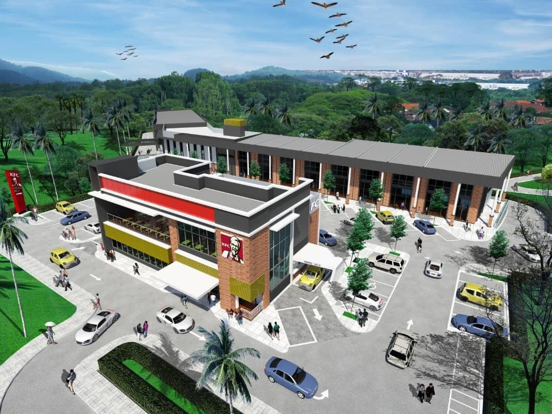 Taman Tasik <font>at Bandar Taiping, Perak</font>