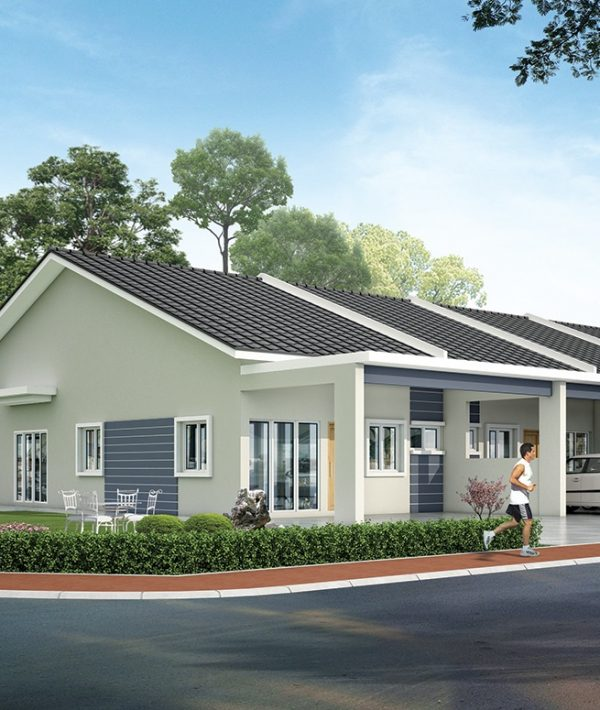 Bernam Perdana Single Storey