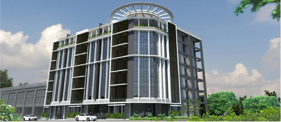Commercial Building <font>at Bandar Ipoh, Perak</font>