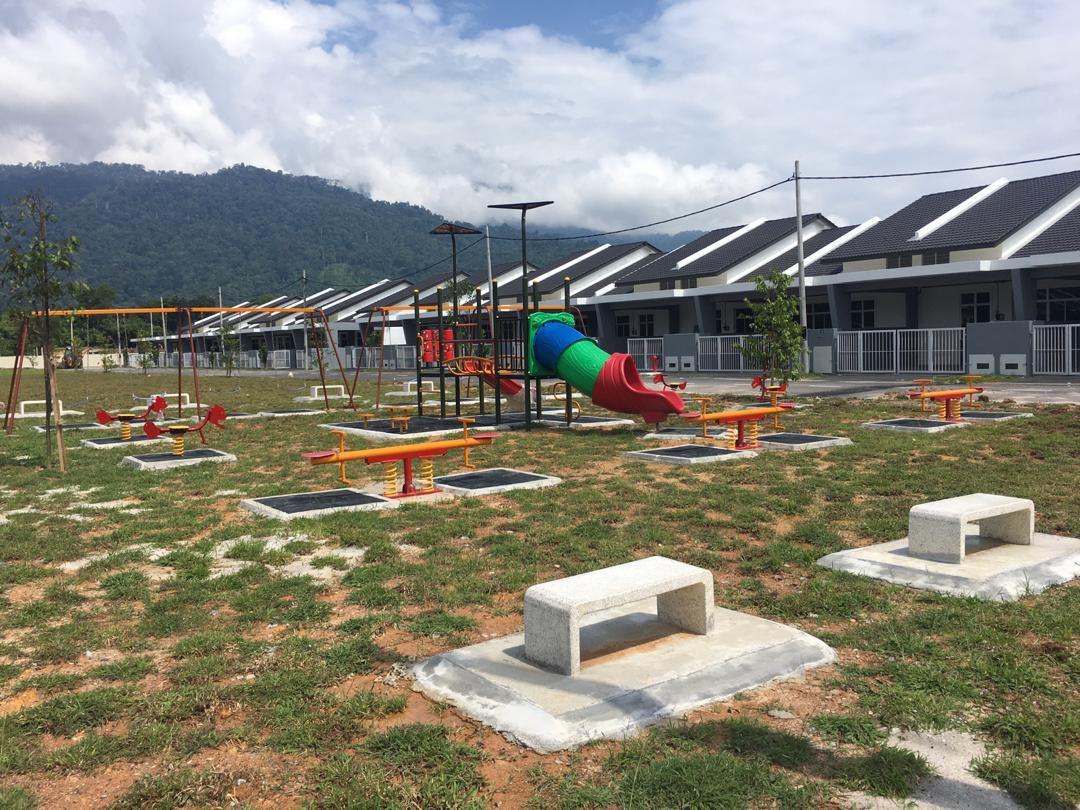 Taman Jana Harmoni <font>at Kamunting, Perak</font>