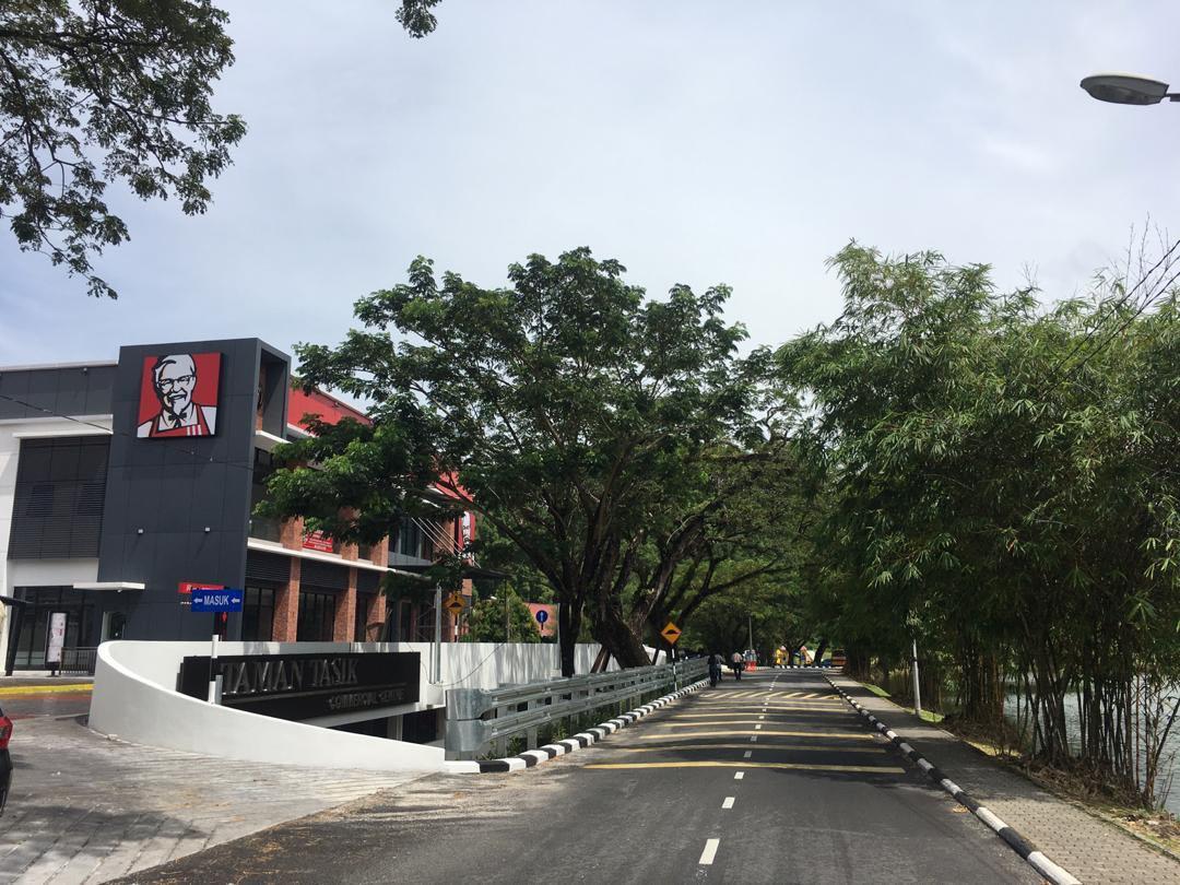 Taman Tasik Commercial Centre <font>at Bandar Taiping, Perak</font>